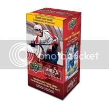 2011-12 UD Hockey Series 1 Blaster Box
