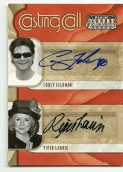 2011 Panini Americana Quad Autograph Casting Call /10