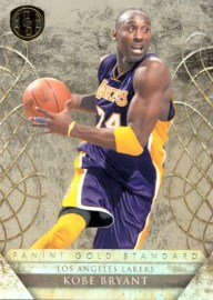 10/11 Panini Gold Standard Kobe Bryant Base Card #2
