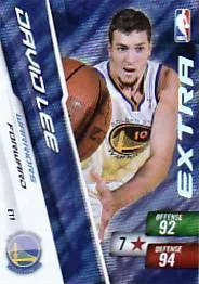 2010-11 Adrenalyn Extra David Lee Free Code