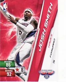 Josh Smith Adrenalyn NBA Series 2 Code