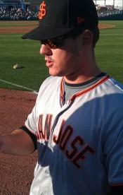 Tommy Joseph - San Francisco Giants Prospect