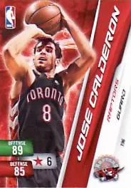 Jose Calderon Adrenalyn Series 2 Card