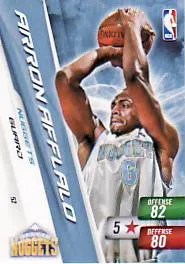 2010-11 Adrenalyn NBA 2 Arron Afflalo Free Codes