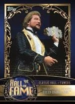 2012 Topps WWE Classic HOF Ted Dibiase