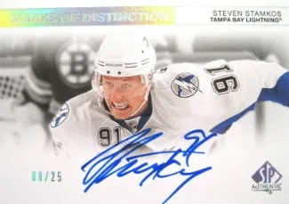 2011-12 Upper Deck SP Authentic Marks of Distinction #MD-SS Steven Stamkos