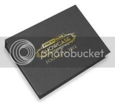 2012 Press Pass Showcase Football Box