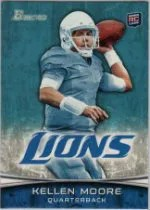 2012 Bowman Kellen Moore SP Variation RC