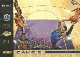 2012 Panini Father's Day Dallas Mavericks Card