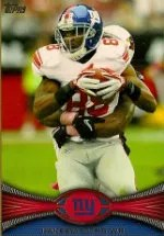 2012 Topps Hakeem Nicks Base Card #130