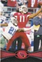 2012 Topps Larry Fitzgerald Base Card #150