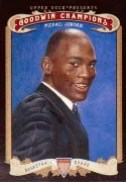 2012 Goodwin Michael Jordan Base #123