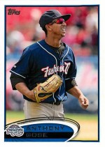 2012 Topps Pro Debut Anthony Gose