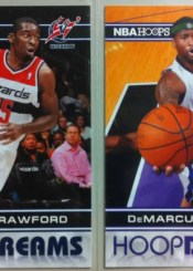 2011-12 Panini Hoops DeMarcus Cousins Hoop Dreams