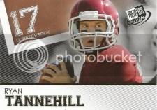 2012 Press Pass Ryan Tannehill Base Card