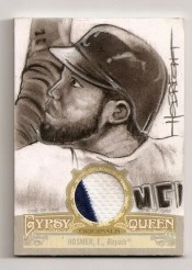 2012 Topps Gypsy Queen Eric Hosmer Art Patch