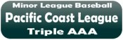 Pacific Coast League Team Addresses