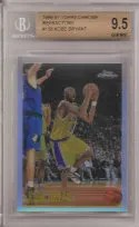 1996-97 Topps Chrome Kobe Bryant RC