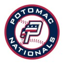 Potomac Nationals Team Logo