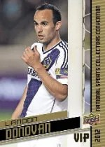 2012 Upper Deck National VIP Landon Donovan