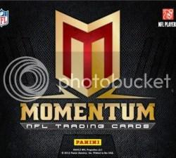 2012 Panini Momentum Football