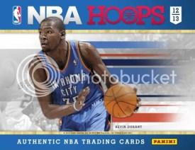 2012-13 Panini NBA Hoops Basketball