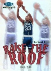 12-13 Fleer Retro Raise The Roof Grant Hill