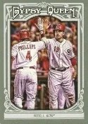 2013 Gypsy Queen Joey Votto Variation