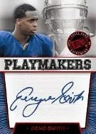 2013 Press Pass Geno Smith Autograph