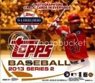 2013 Topps Series 2 Jumbo Box