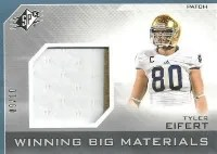 2013 SPx Finite Tyler Eifert RC Winning Big