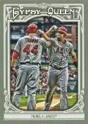 2013 Gypsy Queen Albert Pujols Variation