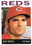 2013 Heritage Joey Votto