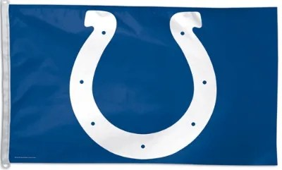 Colts Fan Flag