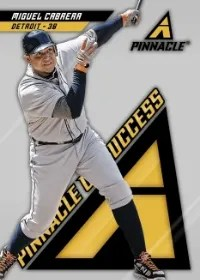 2013 Panini Pinnacle Miguel Cabrera