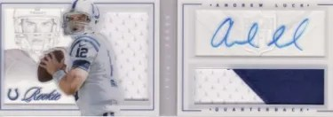 2012 Panini Playbook Andrew Luck