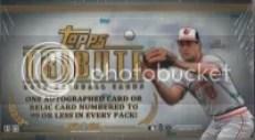 2013 Topps Tribute Hobby Box
