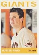 2013 Heritage Buster Posey Sp