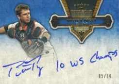 2012 Topps 5 Star Buster Posey