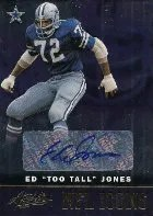 2012 Panini Absolute Ed Too Tall Jones