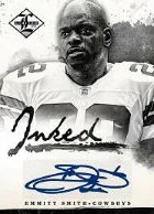 2012 Panini Limited Emmit Smith Inked