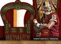 2012 Panini Crown Royale Robert Griffin III