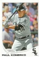2013 Topps Paul Konerko Base