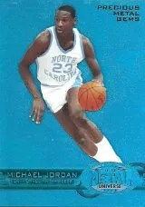 2011-12 Fleer Retro PMG Blue Jordan