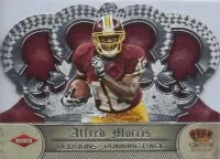 2012 Panini Crown Royale Alfred Morris 399