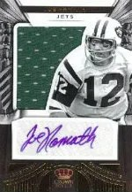 2012 Panini Crown Royale Joe Namath