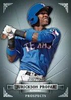 2012 Bowman Sterling Profar