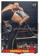 2012 Topps Heritage WWE Ringside