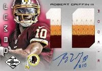 2012 Panini Limited Robert Griffin III