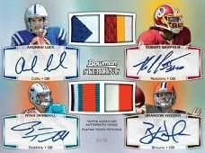 2012 Bowman Sterling Multi Auto Patch